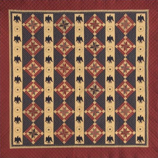 Old Abe Pattern
