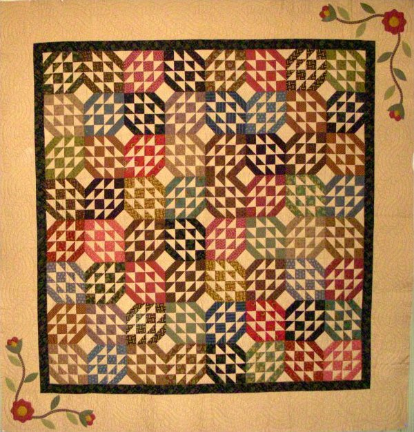 Flowers for Clara Pattern