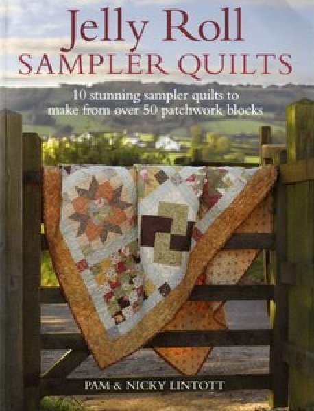 Jelly Roll Sampler Quilt