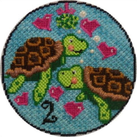 02 - Two Sea Turtles
