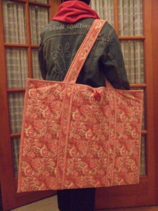 Flat Mat Bag