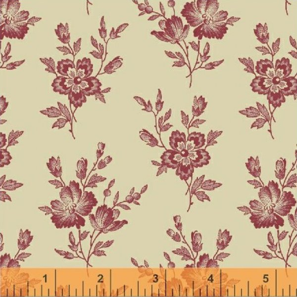 32133-5 Shelburne Calico Garden by Windham Fabrics