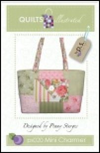 PS020 Mini Charmer by Quilts Illustrated designed by Penny Sturges