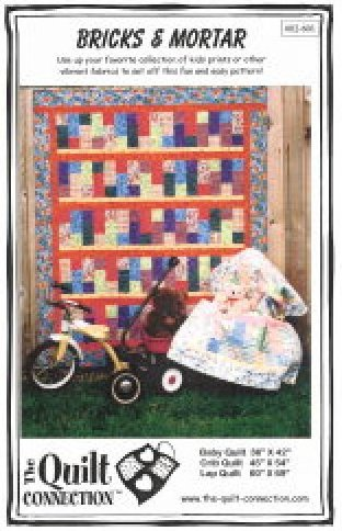 Bricks and Mortar by The Quilt Connection