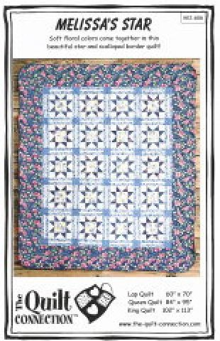 Melissa's Star by The Quilt Connection