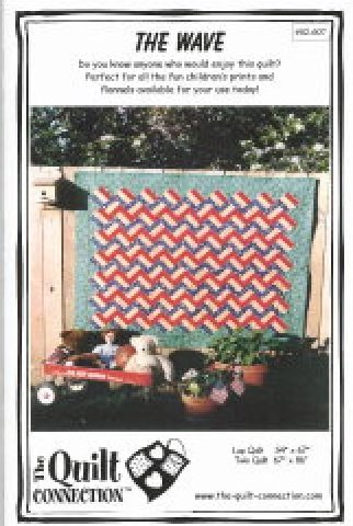 The Wave by The Quilt Connection