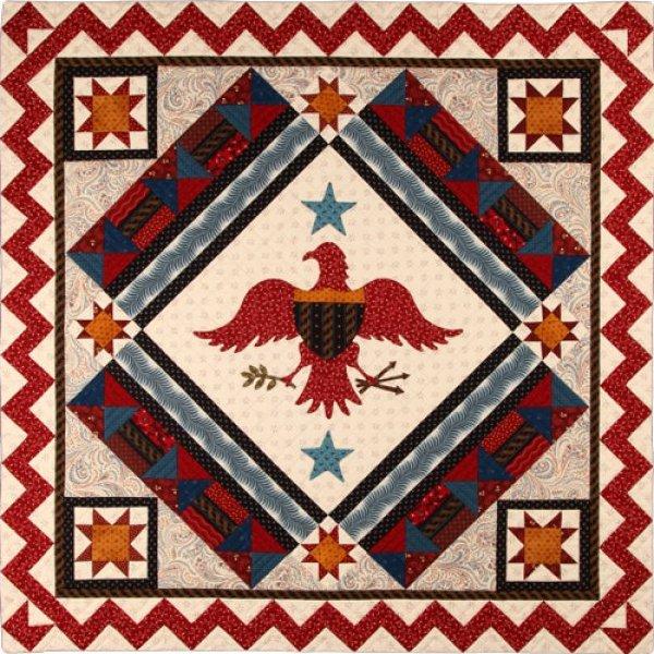 Jefferson's Eagle - #1017
