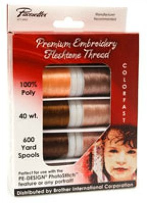 Pacesetter Premium Embroidery Fleshtone Thread