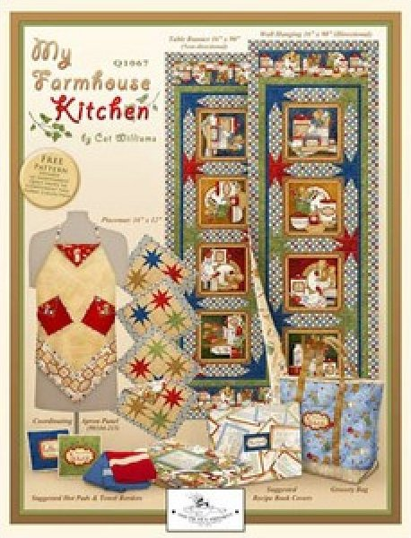 SSI-My Farm House Kitchen-Project Sheet