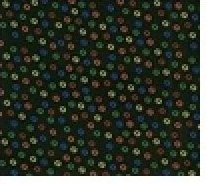 Blank Quilting - Tooling Around-Dots/Black - 4779-Black