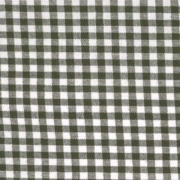 Moda - Check it Out-Gingham-Black - 812117 17
