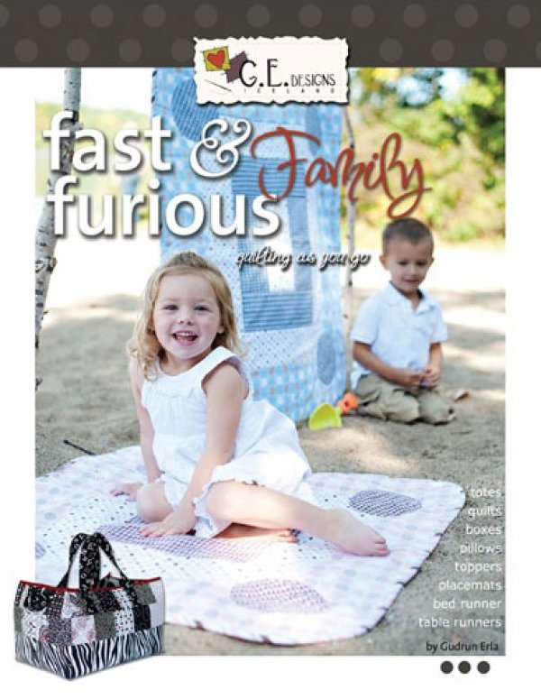 Fast Furious Family - GE Designs - GE-505
