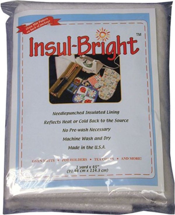Insul-Bright - 1 yd Package - Warm Company - 1913