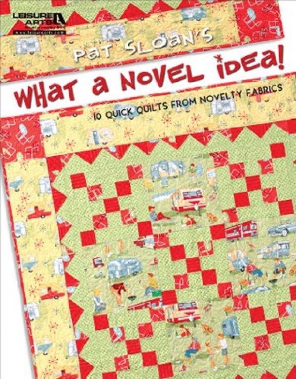 What a Novel Idea-Pat Sloan-Leisure Arts