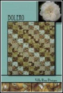 Bolero - Villa Rosa - 54x60 - 1/2 Yards - FQ or Yardage