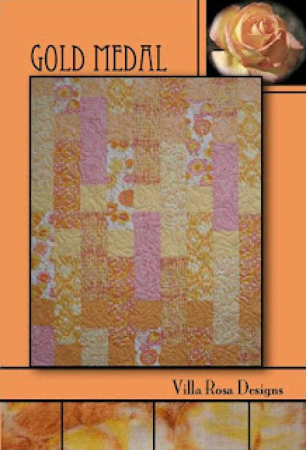 Running Free Western - Gold Medal - Quilt KIT - 42 x 52
