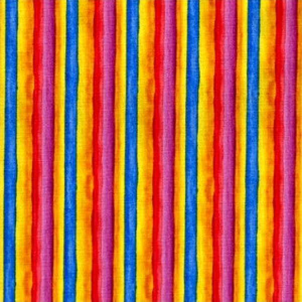 Blank Quilting - Mayu-Stripe-Bright - 6081