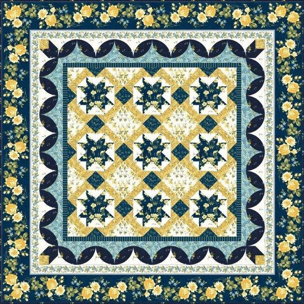 Summertime Arbor Quilt Pattern