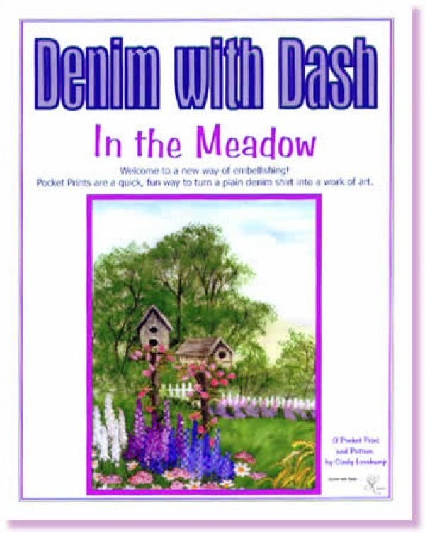 Denim with Dash In the Meadow