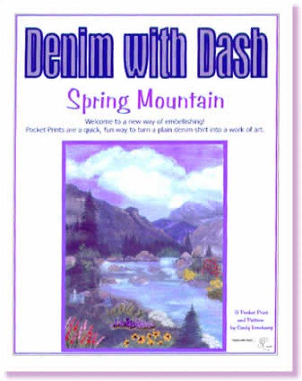 Denim with Dash Spring Mountain