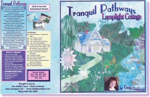Lamplight Cottage