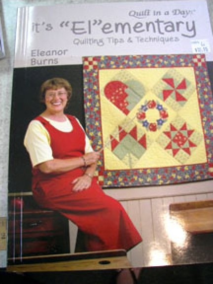 It's Elementary: Quilting Tips and Techniques (Quilt in a Day)