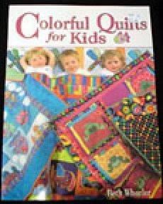 Colorful Quilts for Kids