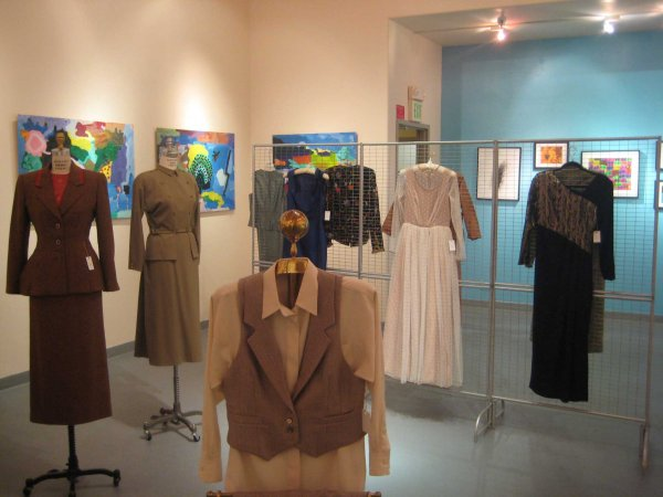 Master Tailor Susan Igou at The Dairy Center for the Arts