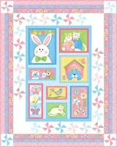 Bunny Patch Trio