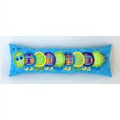 Caterpillar Pillow