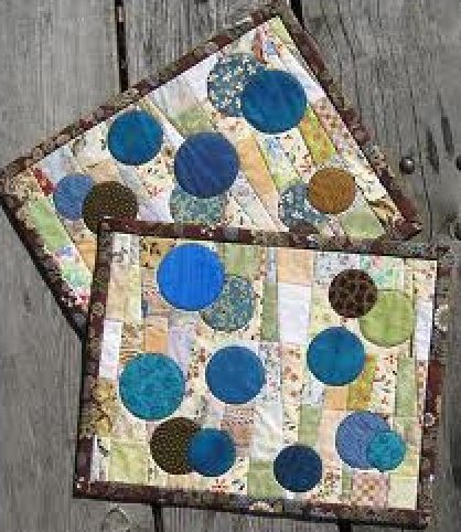 What's Up Dot? Place Mats
