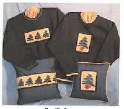 Chenille Trees