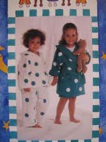 Pok-a-dot Pajamas
