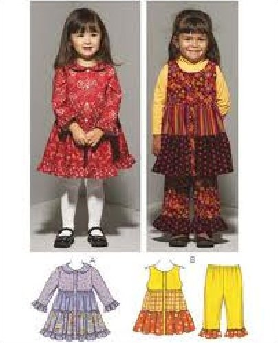 Toddlers' Dresses & Pants