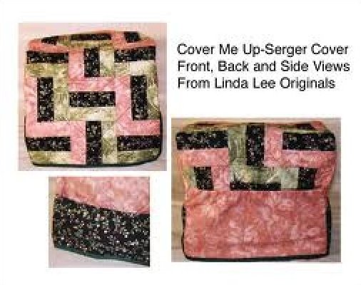 Cover Me Up-Serger Cover