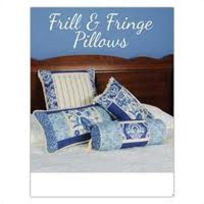 Frill & Fringe Pillows