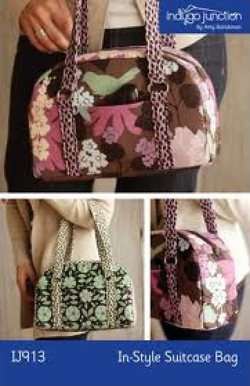 In-Style Suitcase Bag