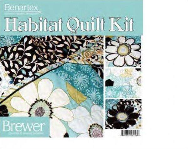 Habitat Quilt Kit