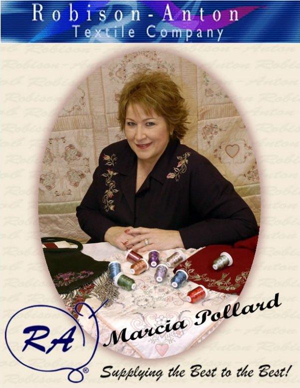 Elegance Thread by Marcia Pollard