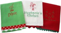 Christmas Dish Towels