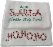 Dear Santa Pillow Case