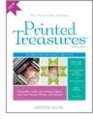 Printed Treasures Photo Fabric 5 PK.