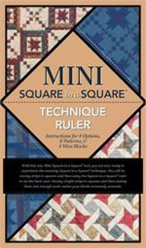 Mini Square In A Square Ruler