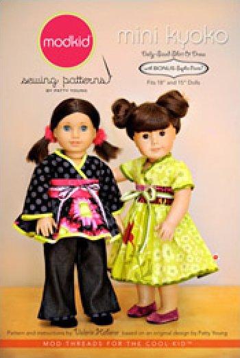 Modkid Mini Kyoko Doll Dress