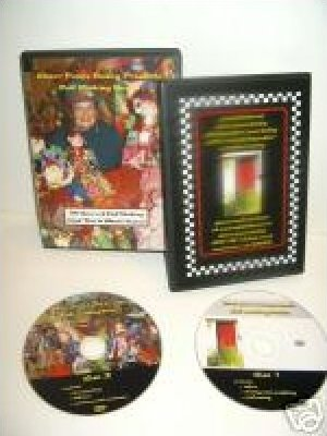 Elinor Peace Bailey Dollmaking DVD