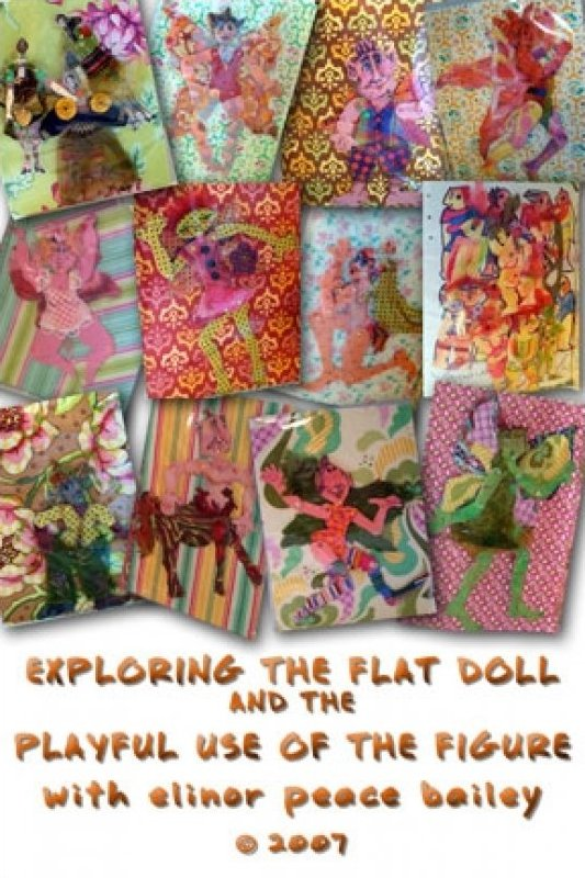 Exploring The Flat Doll And the Playful Use Of The Figure