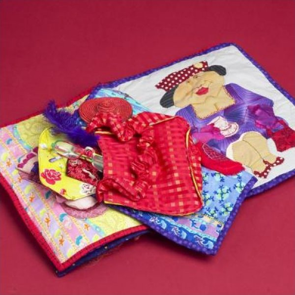 epb: Purple Work Soft Book