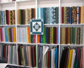 Quilting and Fabric Shop - Coordinating Cotton Fabric
