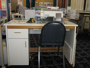 Sewing Desk from Tracey Tables - Sewing Furniture
