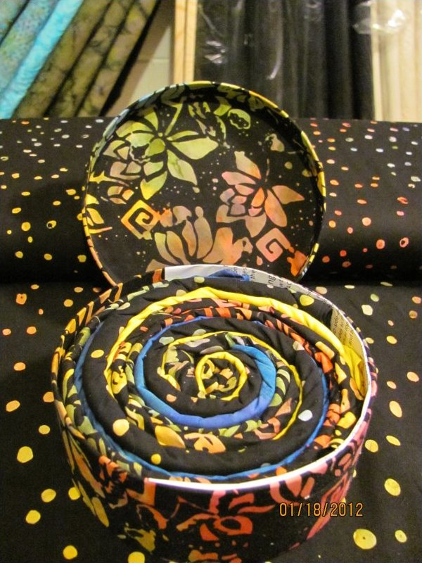 Designer Bali Box - Black